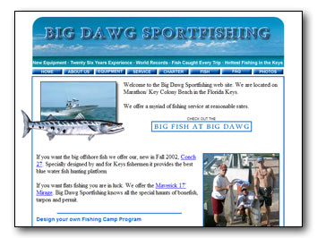 Big Dawg Sportfishing